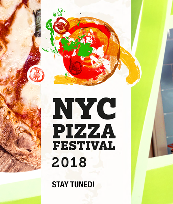 NYC Pizza Festival October 2018